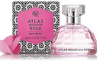 The Body Shop Atlas Mountain Rose 50ml - Eau de toilette summer scent.
