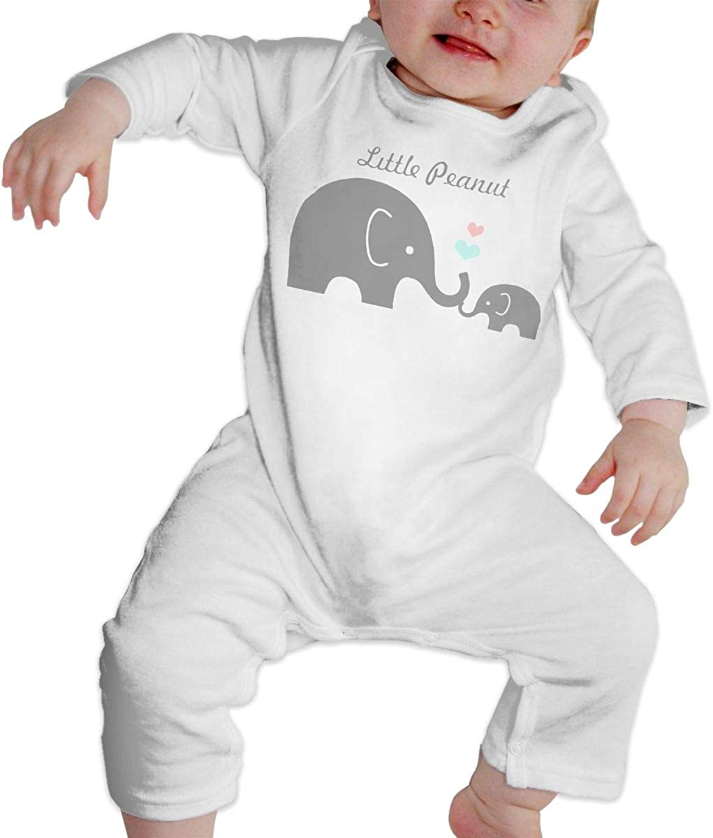 Little Peanut Elephant Toddler Bodysuit Onesie Cute Romper Clothes