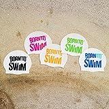 Zoom IMG-2 borntoswim cuffia da nuoto in