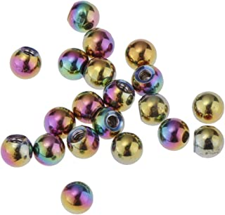 Lovoski Replacement Balls Stainless Steel Piercing Ball Stud Tragus Ring Earring