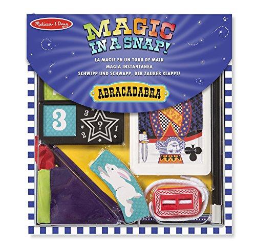 Melissa & Doug- Magic in a Snap Abracadabra Collection (14032)