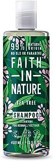 Faith In Nature Shampoo Naturale all'Albero del Tè, Vegano, senza Parabeni e senza SLS, non Testato su Animali, per Capell...