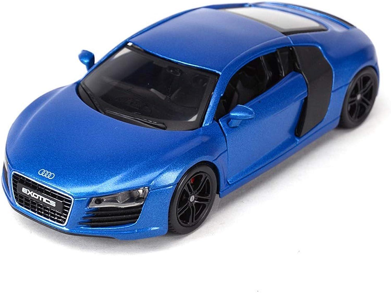 FSI V8 R8 Audi model Hatchback Vehicle Simulation Model