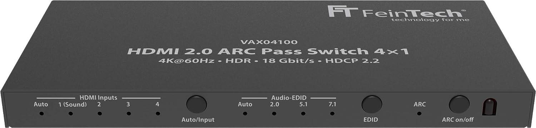Feintech Vax04100 Hdmi Elektronik