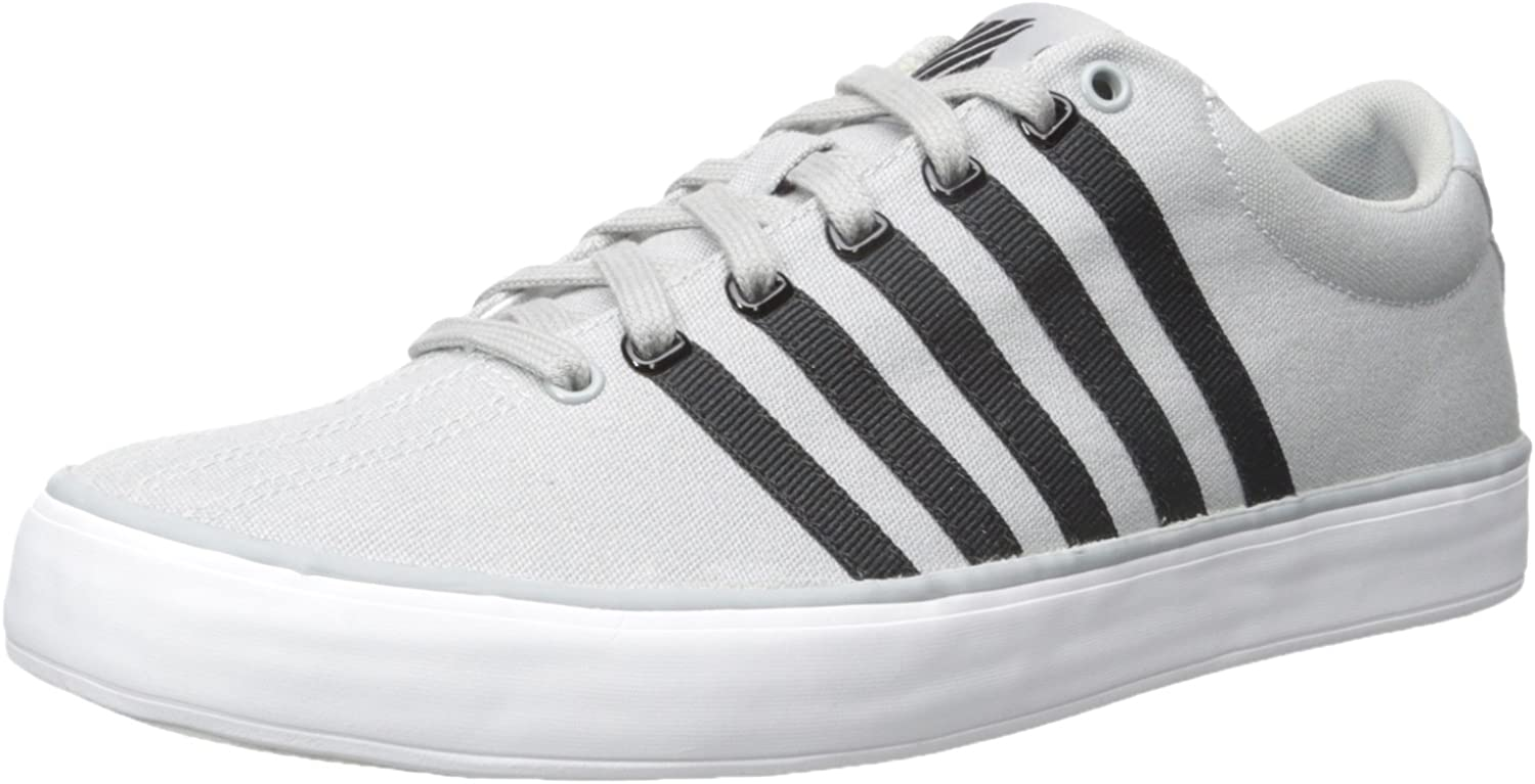 K-Swiss Men's Court Pro Vulc Fashion Sneaker