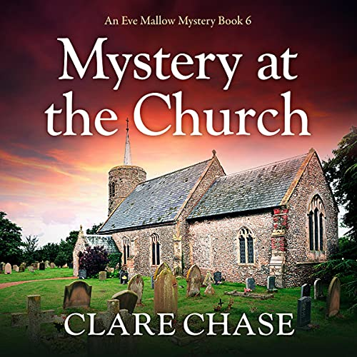 Mystery at the Church cover art
