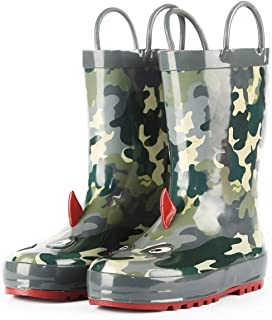 outee toddler rain boots