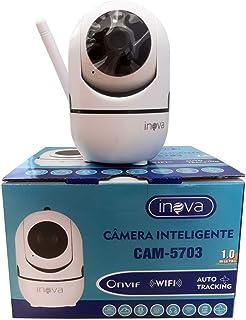Câmera inteligente Wireless infra IP HD 1.0 megapixel onvif Auto Tracking