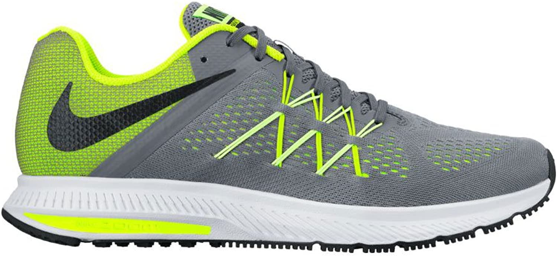Nike Men's Zoom Winflo 3 Running shoes Grey