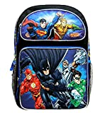 Justice League Large 16' Backpack #JL34940