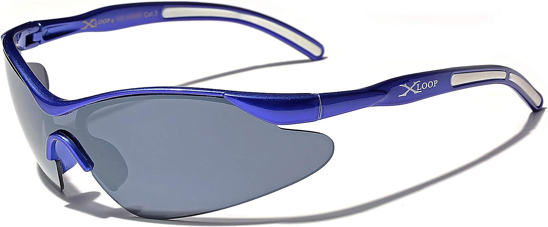 Half Frame Kids Denver Mall Boys Sunglasses discount Age 4-12 Cycli Sport Performance