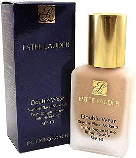 Estee Lauder Double Wear Stay-in-place SPF 10 Makeup, Desert Beige, 1 Ounce