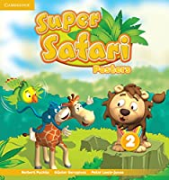 Super Safari Level 2 Posters (10)