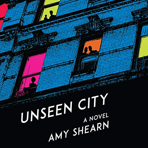 Unseen City Audiobook By Amy Shearn cover art