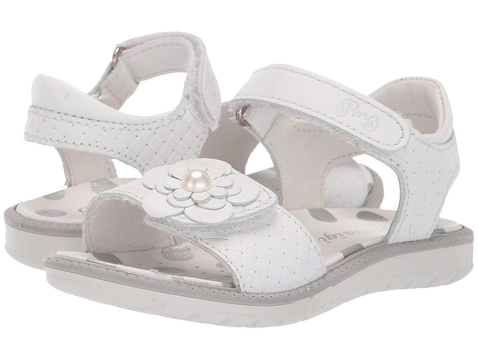 Primigi Kids PAL 33899 (Toddler/Little Kid) (White) Girls Shoes