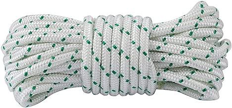 Venseri 6mm Recoil Starter Rope, 12 Meter Pull Cord Fit Husqvarna STIHL Homelite Ryobi Craftsman Briggs Stratton Lawn Mower String Trimmer Chainsaw Weed Eater Generator
