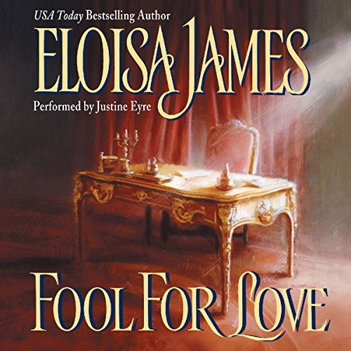 Fool for Love audiobook cover art