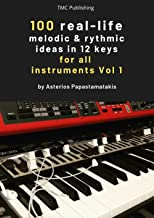 100 Real-life Melodic and Rhythmic Exercise Ideas in all 12 Keys for all Instruments - 2021 Edition: A new Approach to Pra...