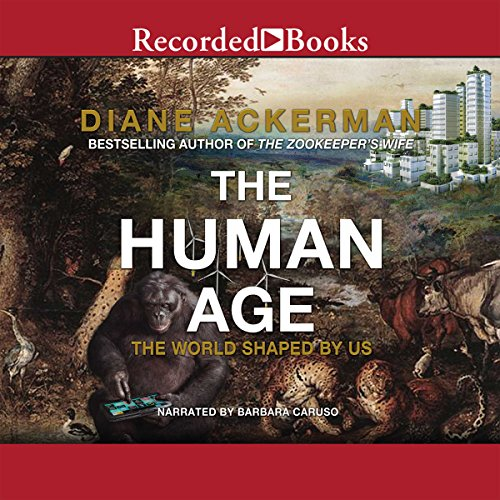 The Human Age audiobook cover art