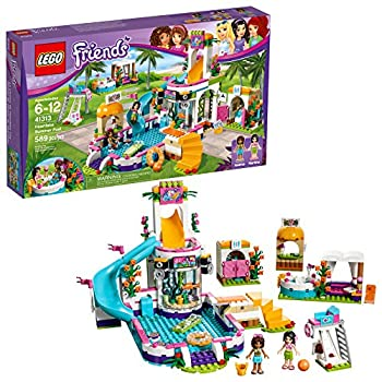 LEGO Friends Heartlake Summer Pool 41313  Discontinued by Manufacturer