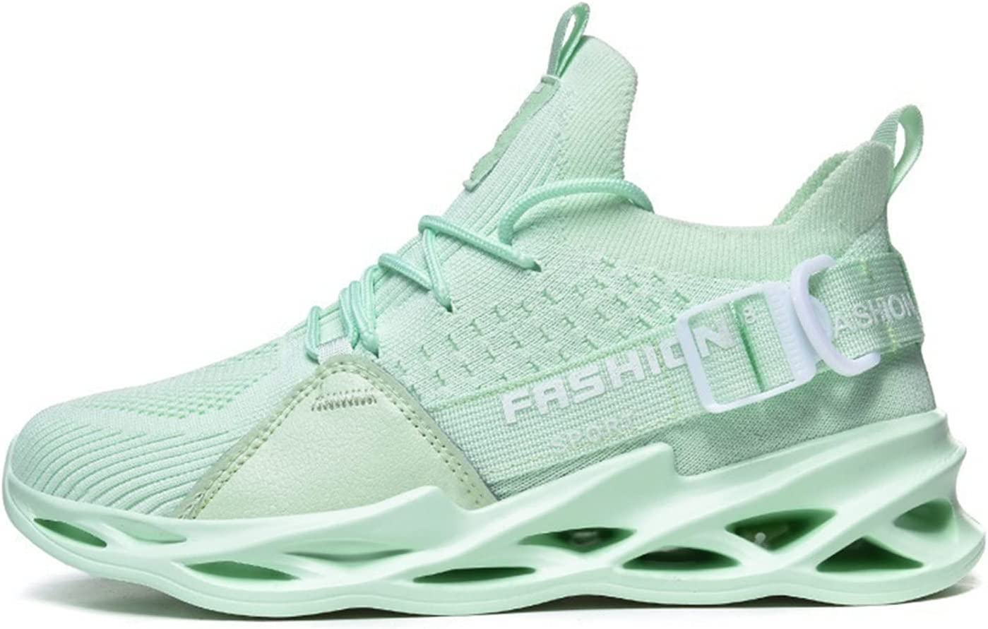 Special sale item XLDQJPN Men's A surprise price is realized Streetwear Sneakers Hip Color : hop Gree