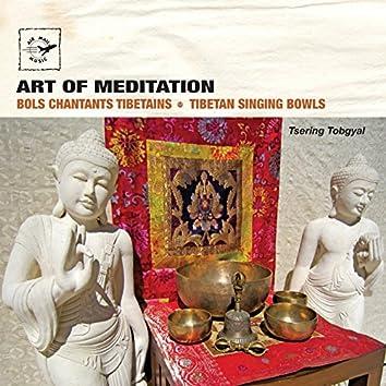 Art of Meditation: Tibetan Singing Bowls - Bols chantants tibétains (Air Mail Music Collection)
