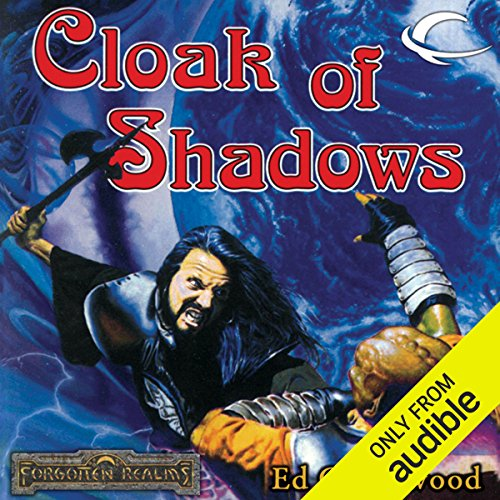 Cloak of Shadows audiobook cover art