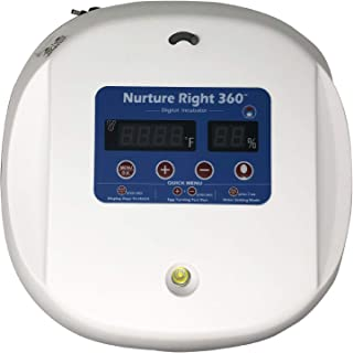 nurture right 360 incubator