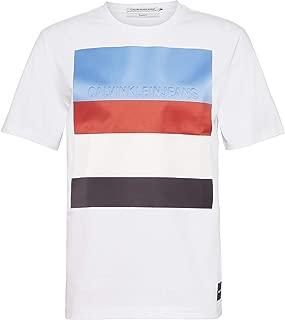 Calvin Klein T-shirt for men in White, Size:XXL