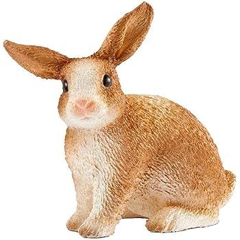 シュライヒ ファームワールド ウサギ フィギュア 13827