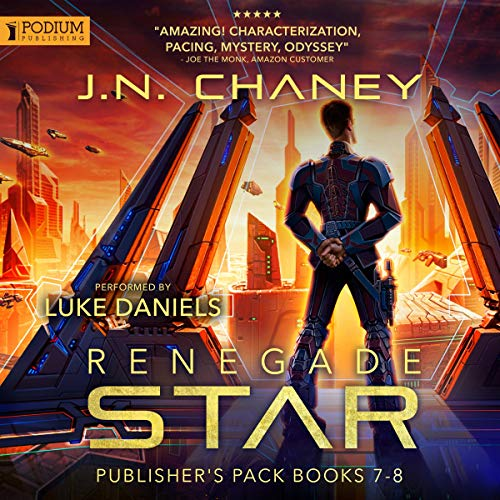 Publisher's Pack 4, Book 7-8 - JN Chaney