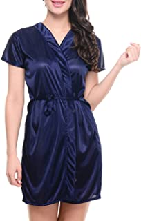 Klamotten Women's Satin Nightdress