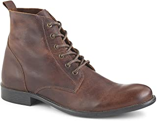 Jeffrey Tyler Mens Neville Lace Up Ankle Boot Shoes
