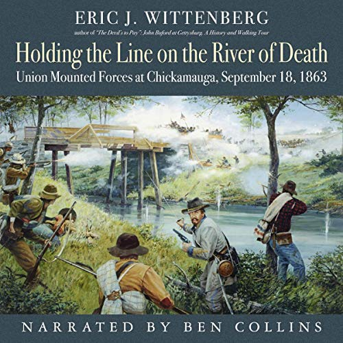 Holding the Line on the River of Death  By  cover art