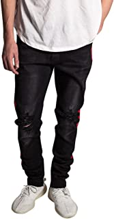 Best striped track jeans Reviews