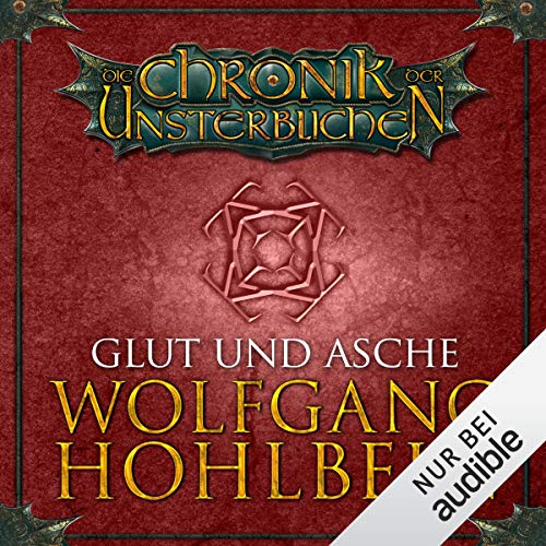 Glut und Asche audiobook cover art