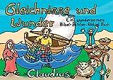 Gleichnisse und Wunder: Ein wundersames Bibel-Bilder-Rätsel-Buch - Heike Hermann