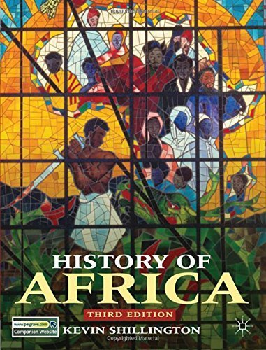 History of Africa by Kevin Shillington (2012-05-15)