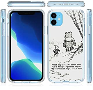 DISNEY COLLECTION UV Printing TPU Case iPhone 11 6.1 Inch Winnie The Pooh Drawings