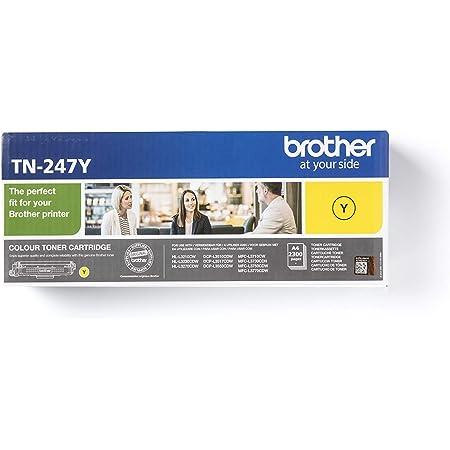 Original Brother Jumbo Toner Cartridge Tn 247c Cyan For Brother Dcp L3510cdw Dcp L3550cdw Hl L3210cw Hl L3230cdw Hl L3270cdw Mfc L3710cw Mfc L3730cdn Mfc L3750cdw And Mfc L3770cdw Bürobedarf Schreibwaren