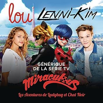 """Miraculous (générique de la série TV """"Miraculous"""")"""
