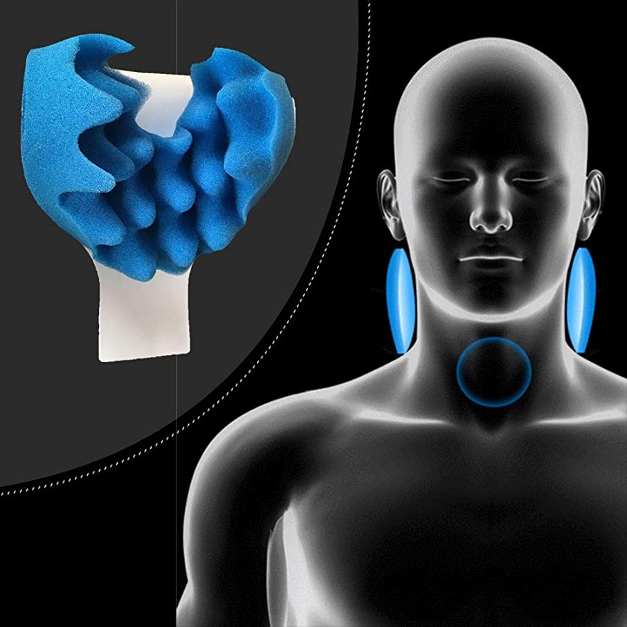 不健康警報指令TerGOOSE マッサージ枕 マッサージ機 首マッサージャー マッサージ器 マッサージ枕 マッサージクッション 枕ピロー 新しい 新タイプ 肩こり 頚椎 多機能 ストレス 首肩こり解消 疲労 痛み 軽減 人気