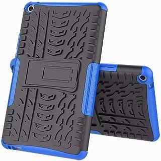 جراب FTRONGRT لهاتف Samsung Galaxy Tab S7 FE، غطاء قابل للفصل 2 في 1 مقاوم للصدمات [مقاوم السقوط] [شديد التحمل] [مصنوع من ...