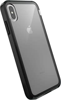 AmazonBasics Dual-Layer Case for iPhone XS Max, Black