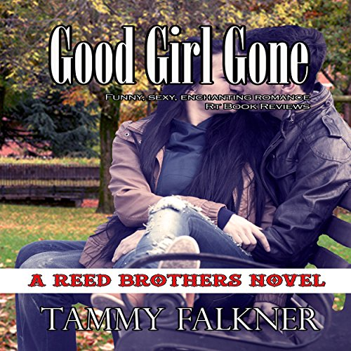 Good Girl Gone audiobook cover art
