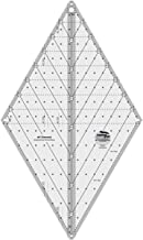 Creative Grids 60-Degree Diamond Quilting Ruler Template Designed by Krista Moser cgr60DIA