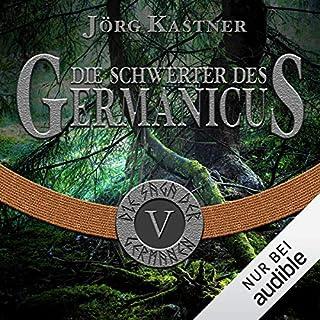 Couverture de Die Schwerter des Germanicus