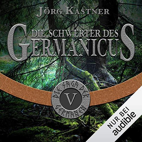 Die Schwerter des Germanicus Titelbild