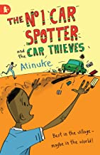 The No. 1 Car Spotter and the Car Thieves (Walker Racing Reads)