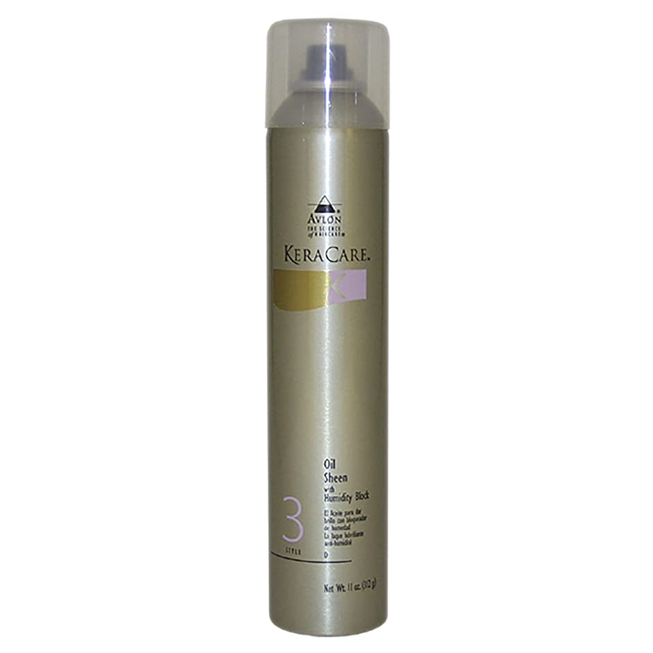Keracare Avlon Oil Sheen With Humidity Block, 10 Ounce